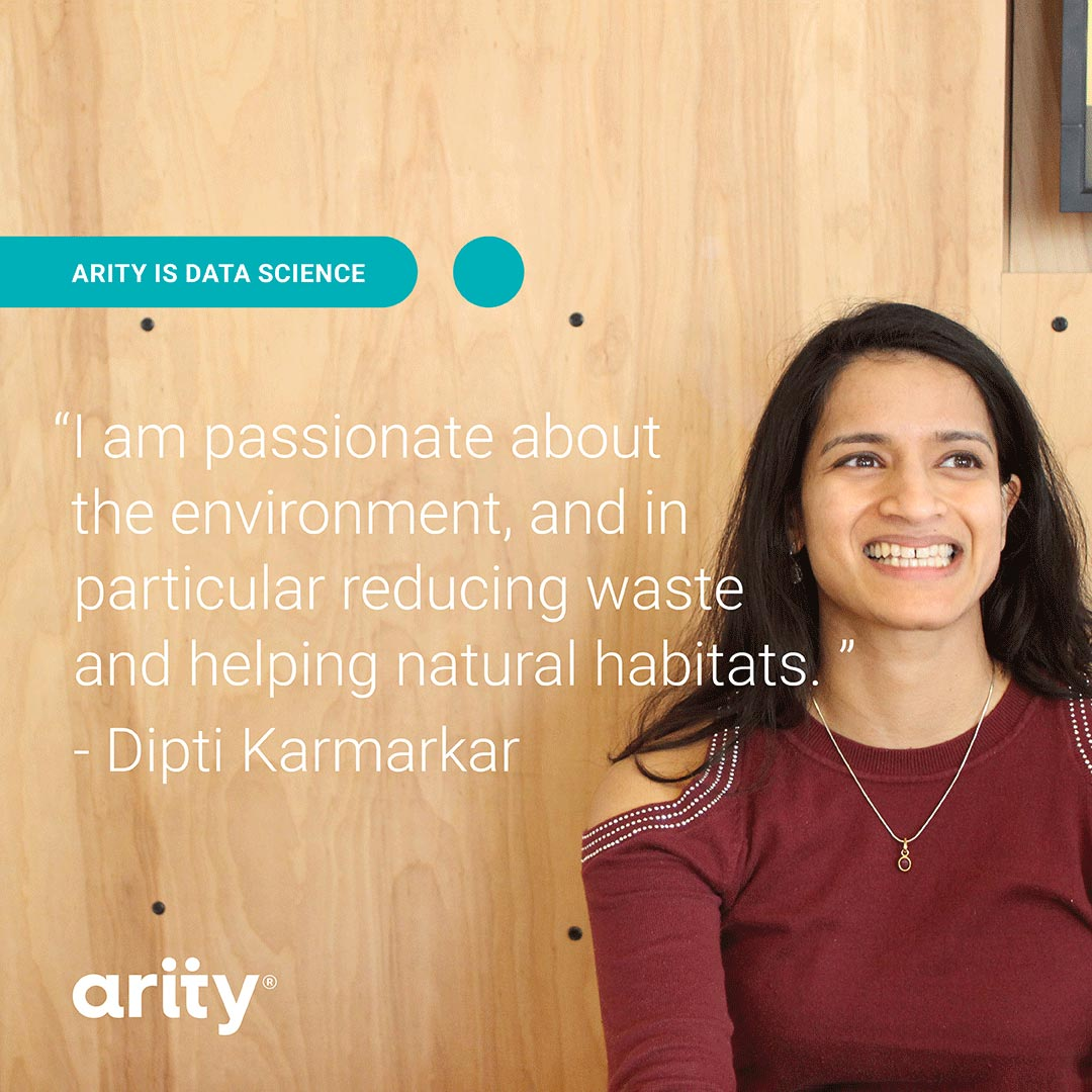 Dipti Karmarkar - Arity is Data Science